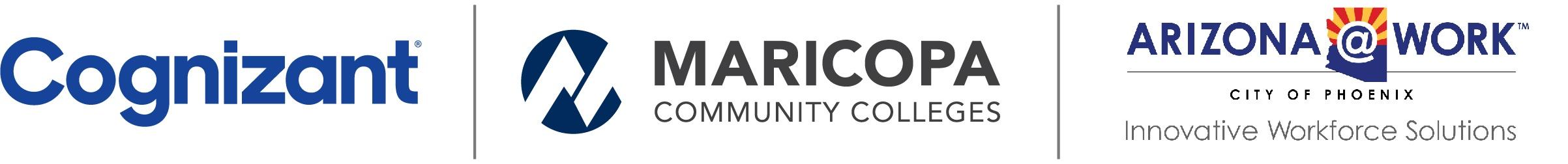 Cognizant - Maricopa - AZ@Work- 3 Logo