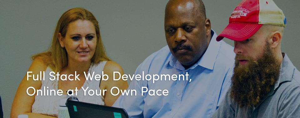 Full Stack Web Development Online