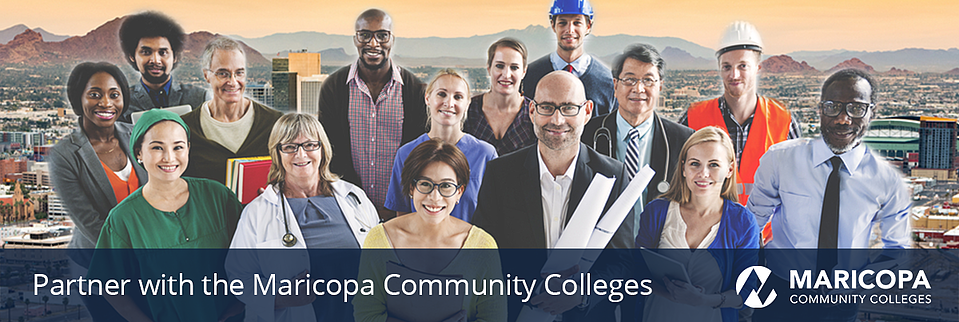 Partner with the Maricopa Community Colleges