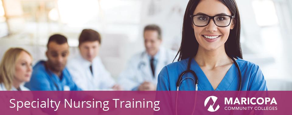 Specialty Nursing Training